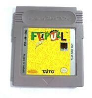 Flipull ORIGINAL NINTENDO GAMEBOY GAME Tested WORKING Authentic!