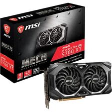 MSI MECH Radeon RX 5700 XT MECH OC Radeon RX 5700 XT Graphic Card - 8 GB GDDR6