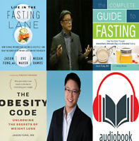 🎤🎵Dr. Jason Fung- Audio KIT 🎤🎵Complete Guide to Fasting + Obesity Code