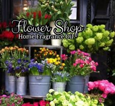 Flower Shop Home Fragrance Aromatherapy Diffuser Warmer Burning Oil