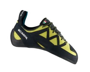 Scarpa Climbing Shoes Vapor Lace, Allround Shoe With Lacing