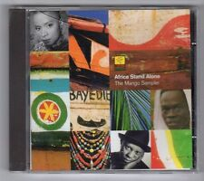(GY448) Africa Stand Alone - The Mango Sampler - 1996 CD
