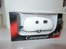 Cararama Oxford 1/43 Scale Caravan 3 Large White Spare Wheel