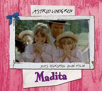 MADITA - ASTRID LINDGREN MADITA  CD NEU