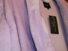 NEW LOOK supersoft Lilac dressing robe size 24/26 above the knee shorter length