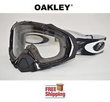 OAKLEY® MAYHEM™ PRO GOGGLE MX ATV MOTOCROSS MOTORCYCLE DIRT JET GLOSS BLACK NEW