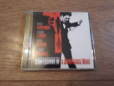 SOUNDTRACK - CONFESSIONS OF A DANGEROUS MIND CD ALBUM - 13 TRACKS EXCELLENT