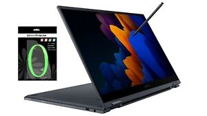 "2x Anti-Glare(Matte) Screen Protector 13.3"" Samsung Galaxy Book Flex 2 5G Laptop"