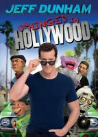 Jeff Dunham: Unhinged in Hollywood DVD NEW