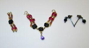 Fashion Royalty Valia Raison D'Etre Jewelry