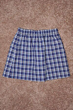 Girls Size XS (3-4) Kelley's Kids Plaid Skirt