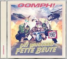 Oomph! - Des Wahnsinns Fette Beute   - CD NEUWARE