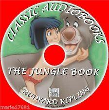 El libro de la selva, de Rudyard Kipling Great clásico infantil Mp3Cd Audiolibro