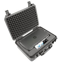 CASEMATIX Waterproof Portable Printer Case Fits HP Officejet 250 Ink and Small