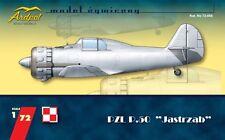 PZL-50 JASTRZAB (POLISH AF FIGHTER) 1/72 ARDPOL RESIN