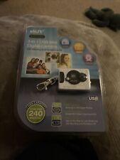 SHIFT 3 In 1 USB Mini Digital Camera With Keyring Web Cam Video & Stilll Camera