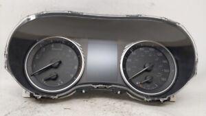 2018-2018 Infiniti Q50 Speedometer Instrument Cluster Gauges 65121
