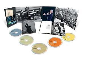 FRANK SINATRA - WORLD ON A STRING 4CDs & DVD BOX SET INC RARE LIVE (NEW/SEALED)