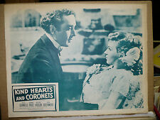 Kind Hearts And Coronets, 1950's reissue Lc (Dennis Price, Joan Greenwood)