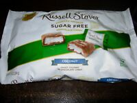 Russell Stover Sugar Free Coconut Covered in Chocolate Candy 10 OZ Bag!!