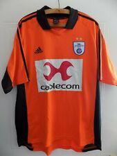 More details for grasshopper club zürich football shirt 2003 adidas retro soccer jersey trikot xl