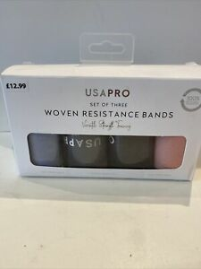USAPRO Woven Restance Bands