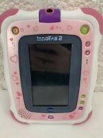 Missing Battery Cover! VTech InnoTab 2 Pink Learning App Replacement Tablet