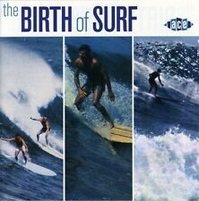 Various Artists - The Birth of Surf CD NEW