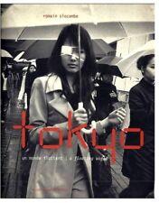 RARE EO N° + DÉDICACE & DESSIN ORIGINAL ROMAIN SLOCOMBE TOKYO UN MONDE FLOTTANT