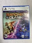 PS5 Ratchet & Clank Rift Apart - Playstation 5 (Brand New, Sealed)