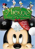 Mickeys Twice Upon A Christmas (DVD, 2004)