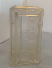 Rare Official BBC Doctor Who Dapol Transparent Transmat Tardis