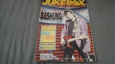 JUKEBOX MAGAZINE n°75 - BASHUNG - JOHNNY HALLYDAY - JETHRO TULL - Comme NEUF