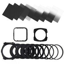 Complete Neutral Density ND Filter Set + Square Holder + Hood for Cokin P LF292
