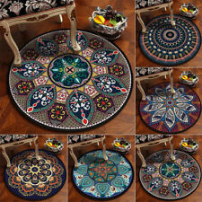 2020 Round Rug Living Room Mandala Bedroom Nordic Floor Mat Home Decor Top