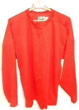 Aaron Sportswear Practice Hockey Jersey Medium (M) Red - Senior - Made In Usa