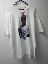 Vintage Derek Jeter NY Yankees Minor League Graphic T-Shirt Men's XL NWT 6th Man