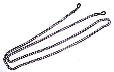 2 (Two) Purple Metal Eyeglass Sunglass Chains Lanyards Holders