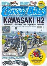 CLASSIC BIKE-OCTOBER 2012- (NEW)*Post Included To UK/Europe/USA/Canada