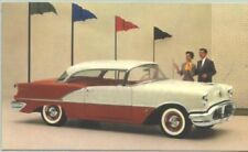 1956 Oldsmobile  88 Holiday Coupe Advertising Postcard