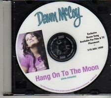 (CM214) Dawn McCoy, Hang On To The Moon - 1999 DJ CD