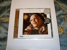MINT SEALED PEGGY LEE LETS LOVE COLLECTORS CHOICE MUSIC CD 2009