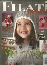 FILATI INFANTI, ISSUE, 7 ADORABLE PROJECTS FOR BABIES & TOTS ! ( MADE WITH LOVE