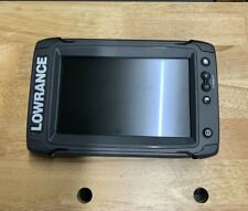 Elite-7 Ti Touch Combo w/TotalScan Transom Mount Transducer & Navionics+ Chart