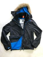 Mens SUPERDRY The  ORIGINAL WINDCHEATER Black Jacket/Coat Size S Small