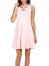 Minkpink Sweet Things Blush Rosa Verano Stretch Sol Vestido Xs S M L BNWT