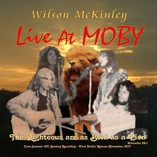 Wilson McKinley Band Jesus People Movement  'Live At MOBY' 1971 Live Recording