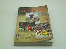 BOY SCOUTS OF AMERICA BSA HANDBOOK 90'S TENTH EDITION + 2 CUB SCOUT BELTS BV