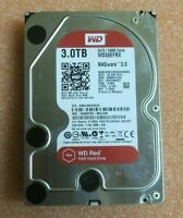 "Western Digital WD Red 3TB SATA 3.5"" 5.4K 6Gb/s NASware 3.0 NAS HDD WD30EFRX"