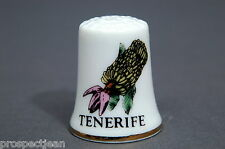 Tenerife China Thimble B/92